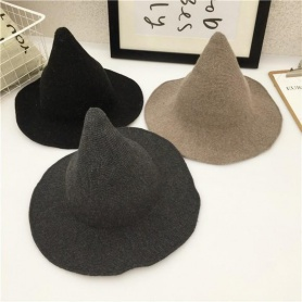 Gothic Witch Pointed Hat