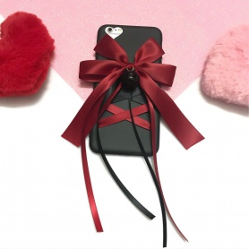 Silk Bells and Bows Phone Case