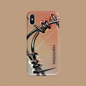 Punk Style Nail Pattern Phonecase For iPhone/HUAWEI