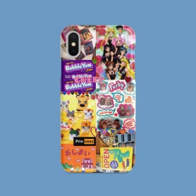 Bubble Yum Salior Moon Pattern Phonecase For iPhone/HUAWEI