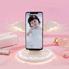 Presale  Mobile Phone USB Wireless Charger With  Wings